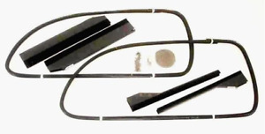 Ford Tudor Sedan And Club Coupe Window Channel Kit 1937 1939