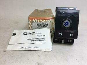 Carrier Lh 33z 510 Spark Ignitor Model 990 516 24vac 60hz 8ma Lh33wz510