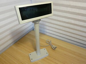 Cash Register Display Nurol Pos Icd 2002 Adjustable Lcd Pole Display