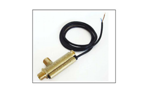 Pa Fl3 Brass Horizontal Flow Switch With Probe pressure Washer Steam Cleaner