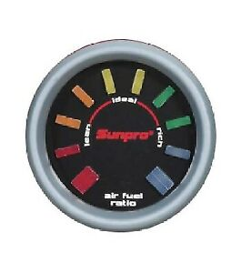Sunpro Electrical Led Air Fuel Ratio Gauge New Cp7011 Authorized Distributor