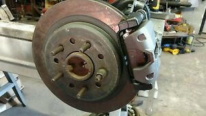 Chevy Truck Gm 10 12 Bolt Axle Brake Swap C5 C6 Corvette Conversion