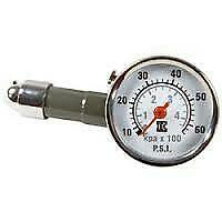 Innova Tire Pressure Gauge 0 60 Psi 3601 1 75 Dial Face Authorized Distributo