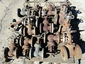 Bonney Forge Valve Lot 15 Valves 2in 150 2 300 Gate 3 150 Swing Check Valve