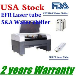 Usa Stock 51 x35 1390 Luxury Laser Engraver Cutter Laser Cutting Machine