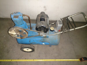 Sears emerson 1 2 Hp Shop Compressor Great Piece See Pics 4 Serial