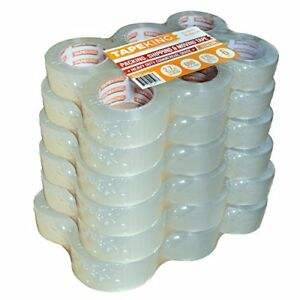 Tape King Clear Packing Tape Xl 110 Yards Per Roll 36 Rolls 2 In