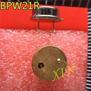 5pcs Bpw21r Photodiode Pin Chip 565nm 2 pin To 5 Original New