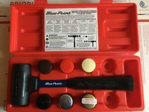 Blue Point Hammer Set 7 Piece Set With Interchangeable Tips