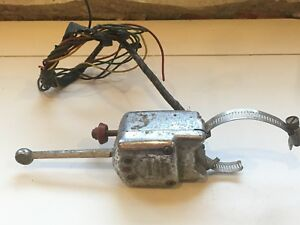 Vintage Turnflex Yankee 730 6 Turn Signal Switch 4 Way Accessory Rat Rod