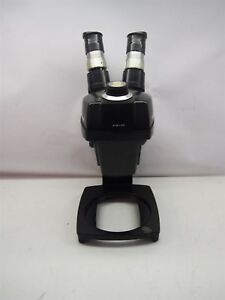Bausch Lomb 0 7x 3x Microscope With 10x Wf Oculars And Eye Guards
