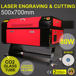 Premium Co2 Laser Engraver 80w Laser Engraving Machine Comes W Usb Interface