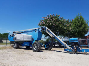 2007 Genie Z 135 70 Boom Lift Diesel 3829 Hours Professionally Maintained Kansas