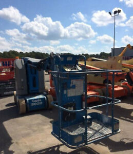 2005 Genie Z 30 20n Rj Boom Lift Diesel 442 Hours Well Maintained Tennessee