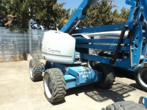2006 Genie Z 45 25 Ic Boom Man Lift Diesel 3050 Hours Well Maintained Tennessee