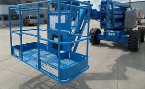 2007 Genie Z 45 25 Ic Boom Man Lift Diesel 833 Hours Well Maintained Tennessee