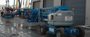 2005 Genie Z 45 25 Dc Boom Man Lift Diesel 1233 Hours Well Maintained Kentucky