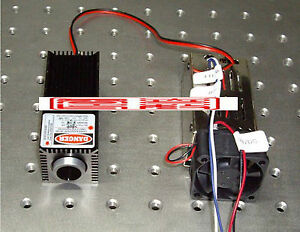 New 980nm 400mw High Power Infrared Dot Laser With Ttl Modulation Night Vision