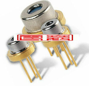 New 905nm 80mw N Pin Type 5 6mm Laser Diode Multi mode Ir Infrared Laser Diode