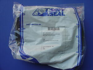 1955 1956 1957 Chevrolet Nomad Door Weatherstrips pair soff Seal usa Made new