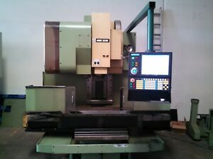 Used Mori Seiki Mv 35 40 Vertical Milling Machine With New Cnc Controller