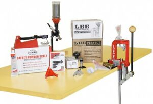 LEE 2021 50Th Anniversary Breech Lock Reloading Kit with Value Trim LEE 90050 $235.95