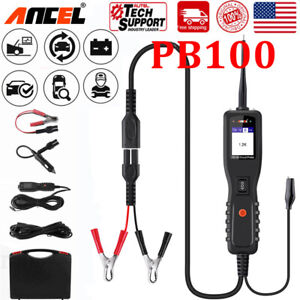 12v Avometer Electrical Circuit Power Tester Auto Diagnostic Car Power Scan Tool