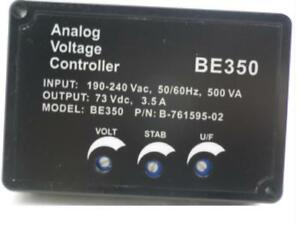 Automatic Voltage Regulator Be350 For Marathon Generator Avr rs01 New