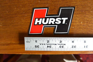 Hurst Shifters Sticker Decal