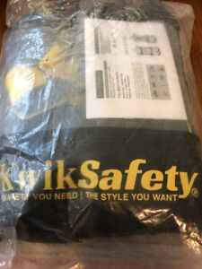 Kwiksafety Tree Climbing Harness Construction Safety Full Body Ks136103b Large