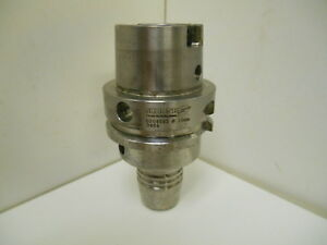 Schunk 0204053 10mm Dia Hsk a63 Hydraulic Tool Holder