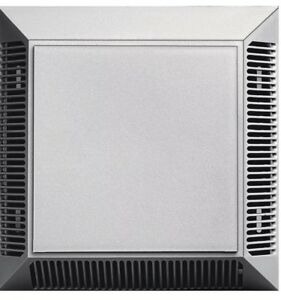 Mid America 00030807117 Intake exhaust Vent Bright White