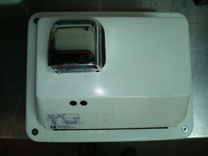 Excel R76 iw Infrared Motion Controlled Bathroom Hand Dryer Free Shipping