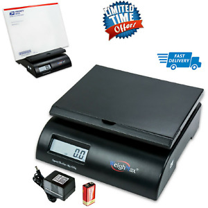 Postal Scale Digital Postage Scales Shipping Mail Letter Package Usps 75 Lbs