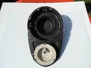 Nos 1950 1951 Studebaker Headlamp Body Bucket Housing Vintage New Old Stock