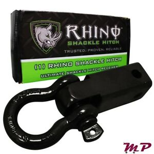 Rhino Usa Shackle Hitch Receiver Best Towing Accessories Trucks Jeeps Offroad