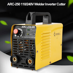 Portable Electric Arc Air Plasma Cutter 160amp Welder Inverter Welding Machine