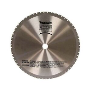 Makita A 90532 12 Carbide Tipped Saw Blade For Steel