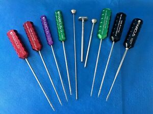 Parcus Medical Arthroscopic Shoulder Instruments Awls drill Guides Surgical O r