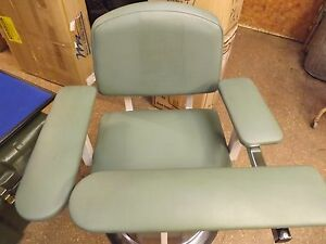 Clinton Industries Blood Drawing Chairs Model 6310
