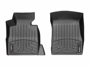 Weathertech Floorliner Floor Mats For Bmw Z4 2003 2008 1st Row Black