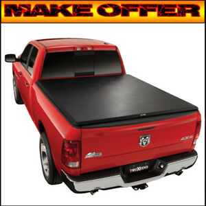 Truxedo Truxport Roll Up Tonneau Cover For 09 17 Dodge Ram Crew Cab 5 7 Bed