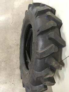 6 00 16 Road Warrior 8 Ply Tractor Tire And Tube