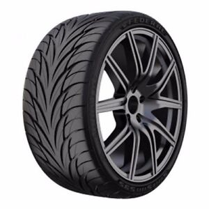 2 New 245 40zr18 Federal Ss595 93w Performance Radial Tire 245 40 18