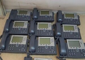 Cisco Systems Cp 7940g Ip Phone Voip Telephone 7940 Handset