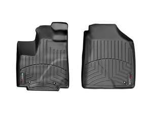 Weathertech Floorliner Floor Mats For Honda Pilot Acura Mdx 1st Row Black