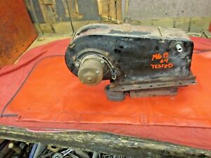 Mgb Mgb Gt Original Ealey Heater Box Blower Motor Assembly W Heater Core