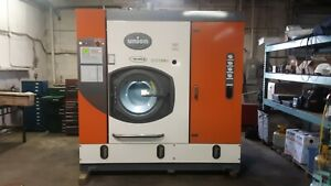 Union Dry Cleaning Machine 90 Pound K4 Hydrocarbon Green Earth Year 2011