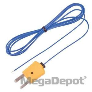 Reed Tp 01 Type K Thermocouple Wire Probe