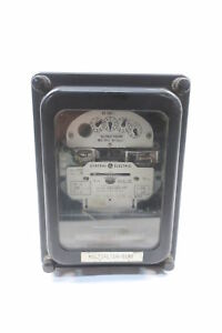 General Electric Ge 706x66g737 Dsw63 0 9 Kilowatt Hour Meter 120v ac 3w D592694